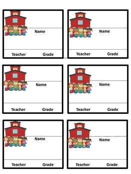 Free Name Plates and Name Tags