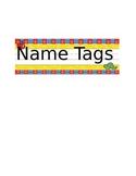 Free Name Tags
