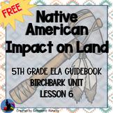 Louisiana Guidebook 2.0 5th Birchbark Unit Lesson 6: Nativ