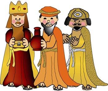 Free Nativity Clip art