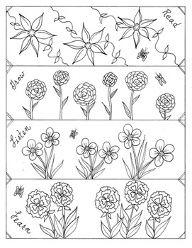 Free Nature Themed Bookmarks