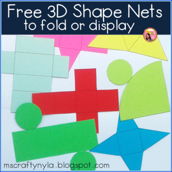 3D Shapes Free
