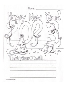 New Years Resolutions 2020.Free New Year S Resolution Fun Worksheet For 2020
