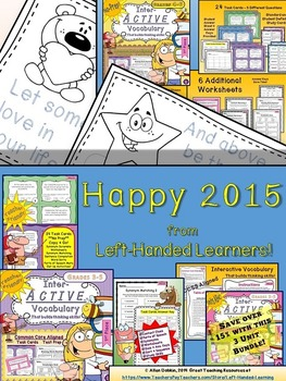 Free New Years Activity Coloring Book with Funny, Positive Message