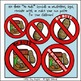 Free No Nuts Symbols and Signs Clip Art - Chirp Graphics