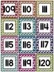 Free Number Cards 1-120 Number Sense, Kindergarten, First