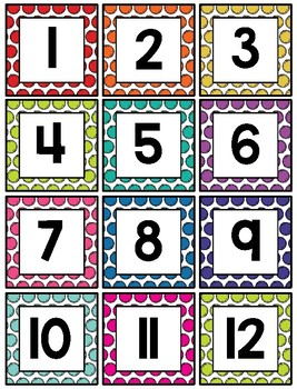 This is a picture of Old Fashioned Free Printable Number Cards