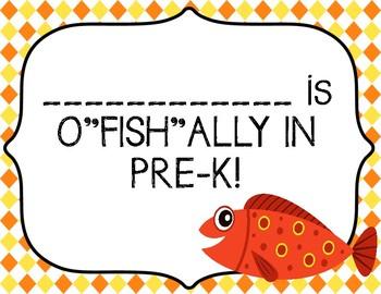 image regarding O Fish Ally Printable named Totally free O\
