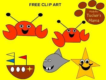 Free Ocean Clip Art