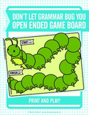 Free Open Ended Game Board