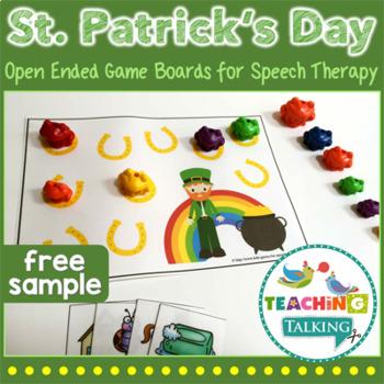 St.Patrick's Day Freebie