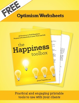 Free Optimism Exercise from The Happiness Toolbox