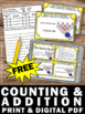 FREE Order of Operations Task Cards, 5th 6th Grade Math Review Games