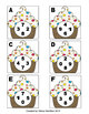 "Free Ordering Numbers Activity ""Sweet Cake Number Cards"""