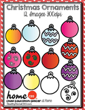 Ornaments Clip Art