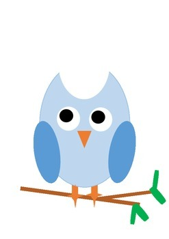 Free Owl Clipart By Cloe Woodfield Teachers Pay Teachers