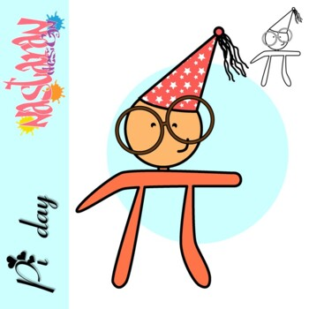 Free PI Day Clipart