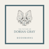 Free PICTURE OF DORIAN GRAY Bookmarks