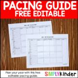 Pacing Guide  - 2019-2020 Pacing Guide