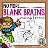 Paragraph Writing Help: No More Blank Brains!