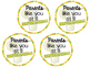 Free Parent Appreciation Water Labels {Parents Like You Ar