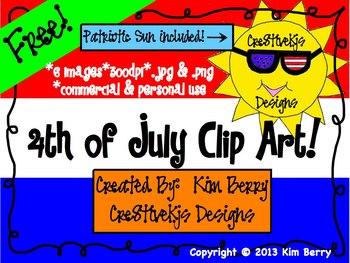 Free Patriotic Clip Art