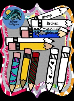 Free Pencil Clipart
