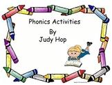 Free Phonics Activity
