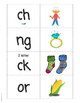 FREE Phonics Matching Game - Level 1