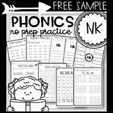 Free Phonics Printables