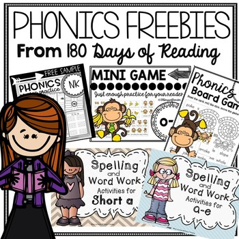Free Phonics Worksheets and Games