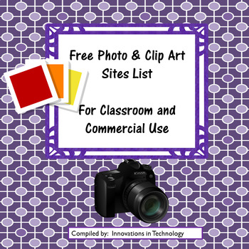 Free Picture & Clip Art Sites