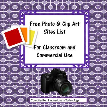Free Picture & Clip Art Sites