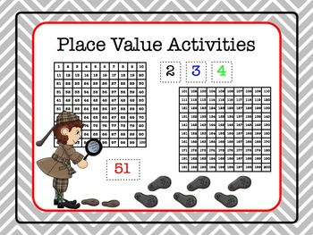 free place value activities by mr elementary math tpt. Black Bedroom Furniture Sets. Home Design Ideas