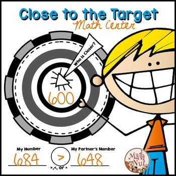 "Place Value Center ""Close to the Target"""