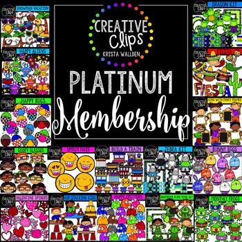 Free Platinum Membership SNEAK PEEK Previews {Creative Cli