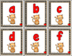 Uppercase/Lowercase alphabet matching game