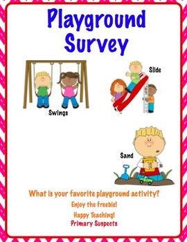 Free Playground Survey