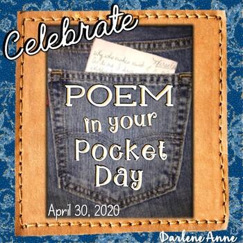 Poem in Your Pocket Day 2018
