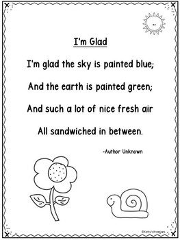 Free Poems -Earth Day