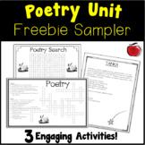 Free Poetry Puzzles