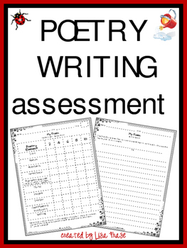 Free Poetry Writing Assessment