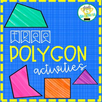 Free Polygon Activities and Games