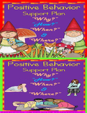Special Education Positive Behavior Support Plan & Data Collection