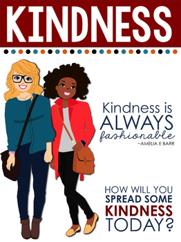 Free Posters for Promoting Kindness