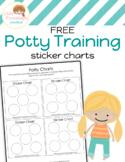 Free Potty Training Sticker Chart