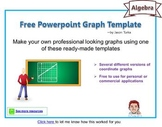 Free Powerpoint Graph Template
