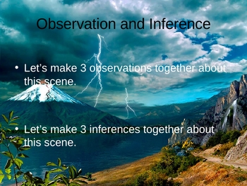 Powerpoint - Introduction to Science