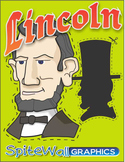Free President's Day Lincoln Clip Art