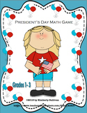 Free Downloads President's Day Math Game! Centers Early Fi